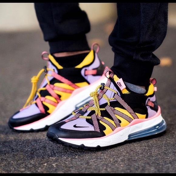 check out 68709 12feb Nike Air Max 270 ( Bowfin) pink